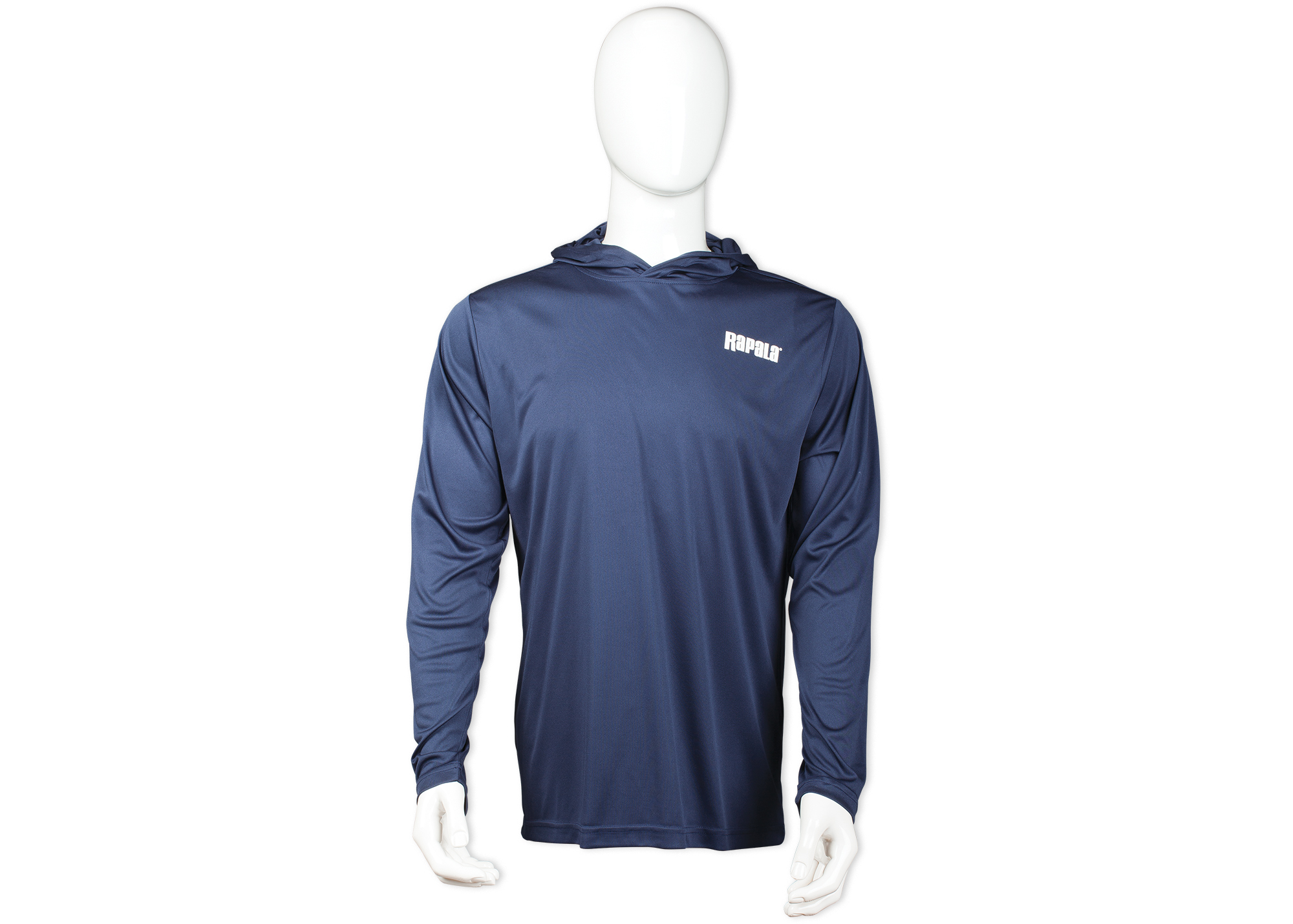Rapala® Hooded Long Sleeve Performance T-Shirt