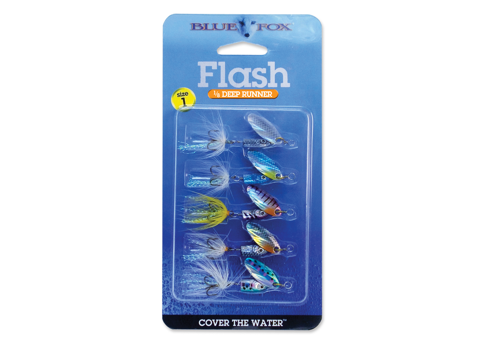 Blue Fox Flash Series Kit