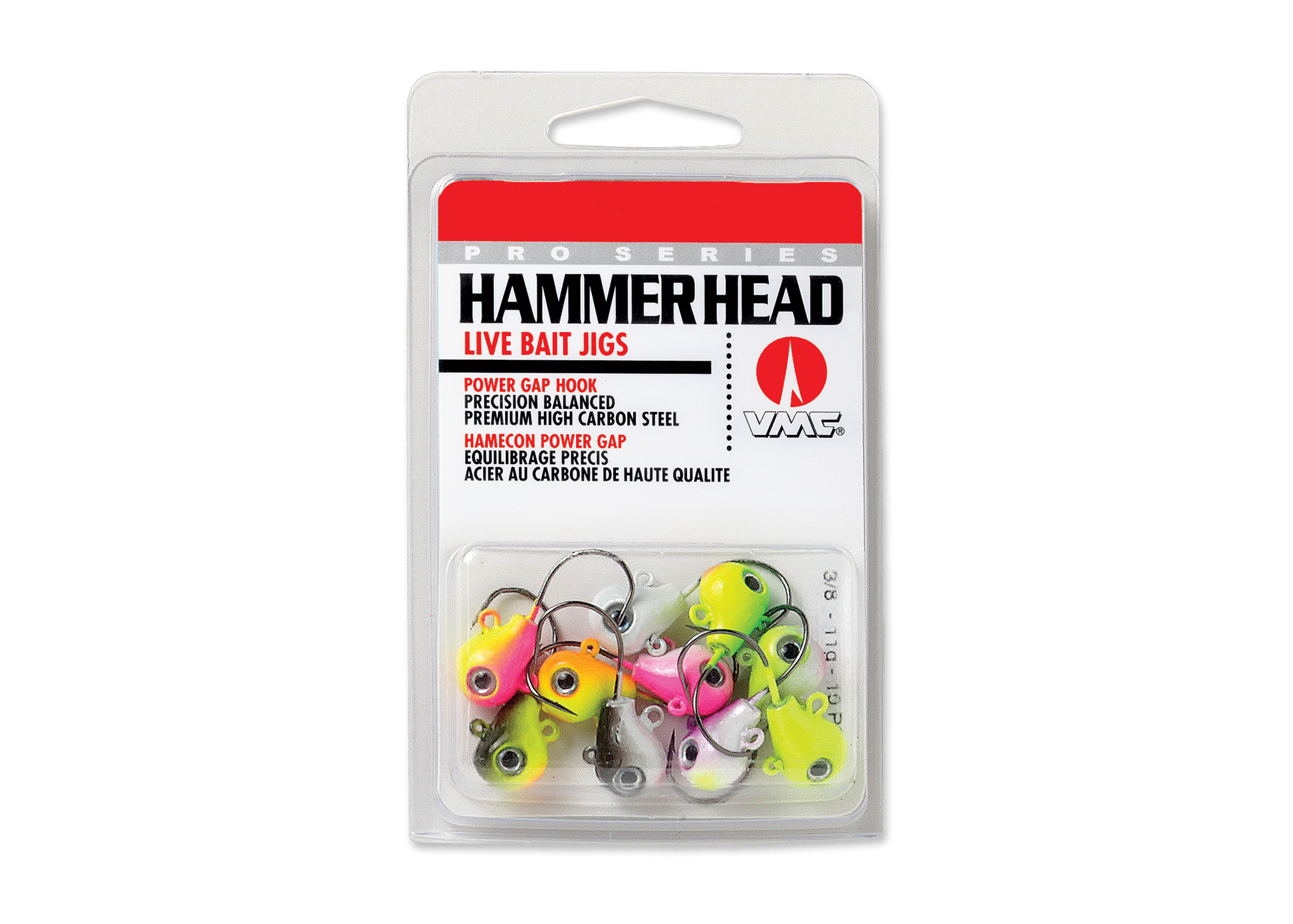 DHHJ Hammer Head Jig Kits