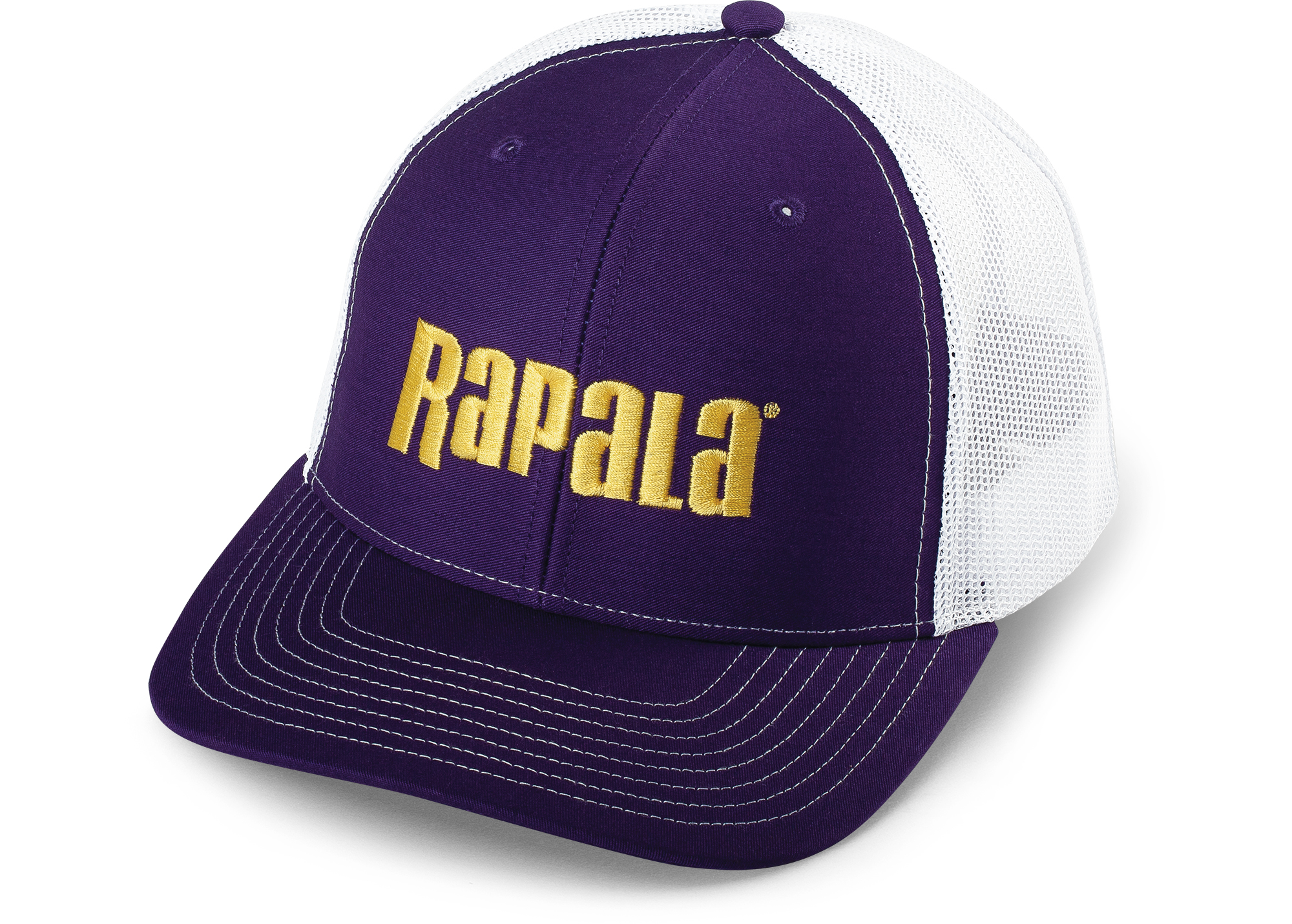 Rapala® Trucker Cap Purple - Center Logo
