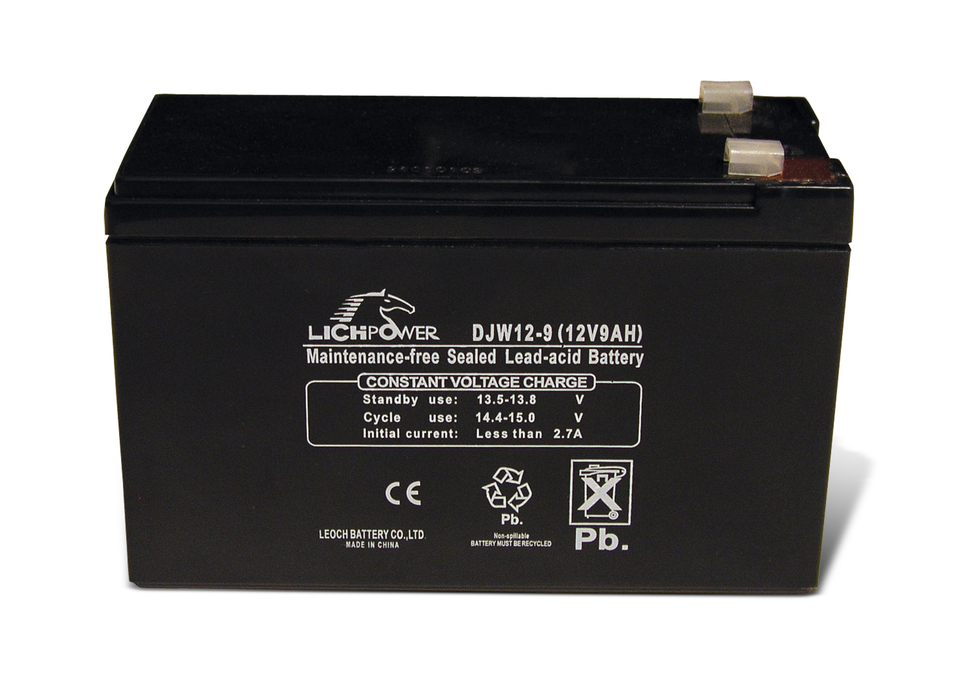 Battery Replacement 12 Volt/ 9 AMP