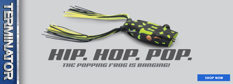Popping Frog