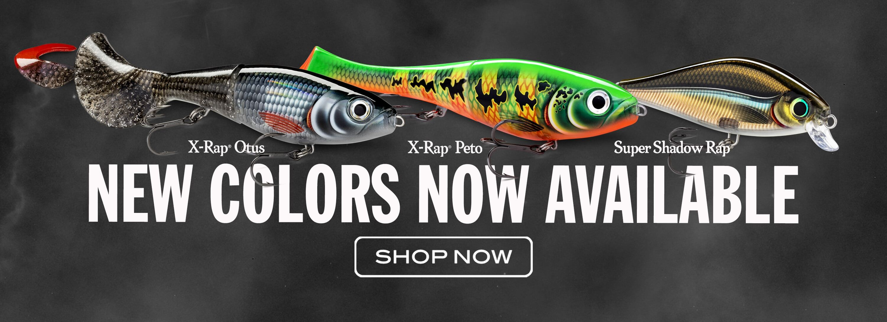 New colors available