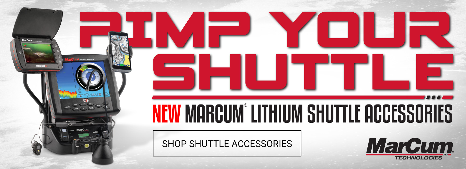 Lithium Shuttle Accessories