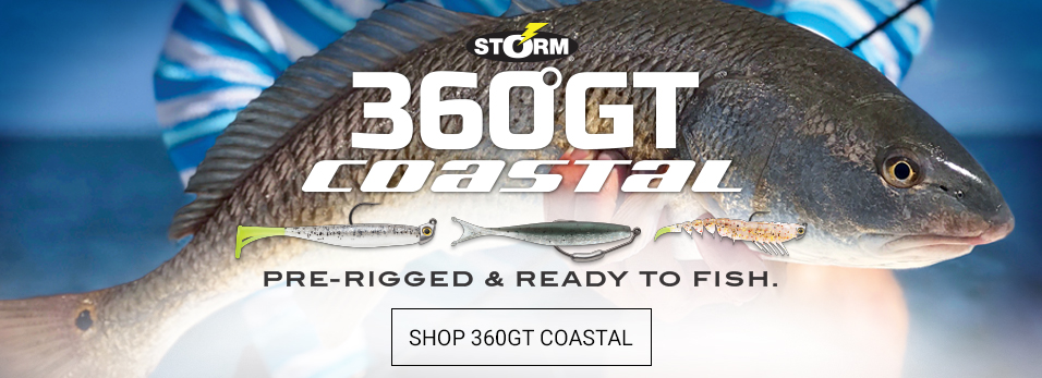 Official Storm® Lures USA Site | Hard & Soft Baits