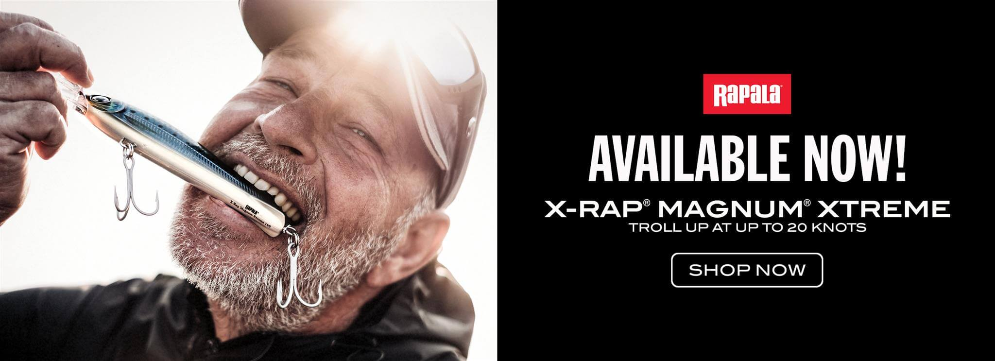 X-Rap Magnum Xtreme Available now
