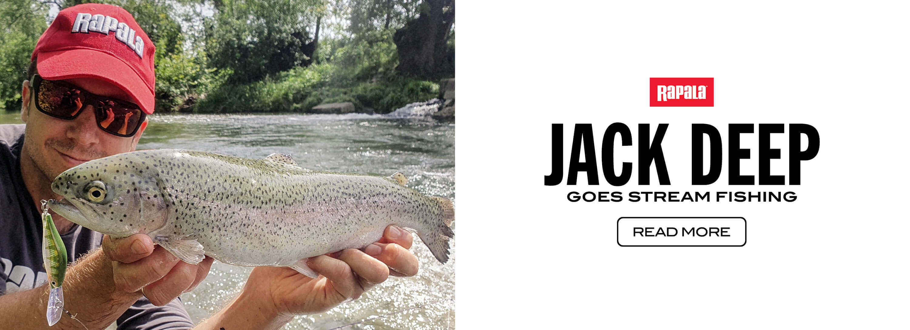 Jack Deep Goes Trout Fishing