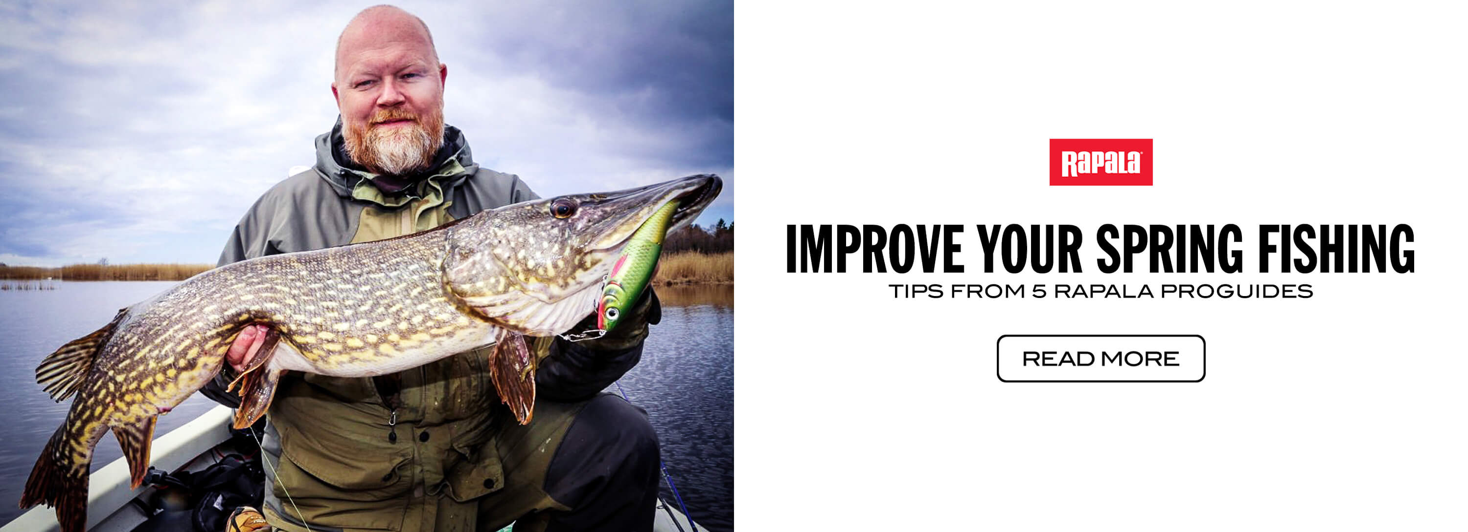 Improve your spring fishing