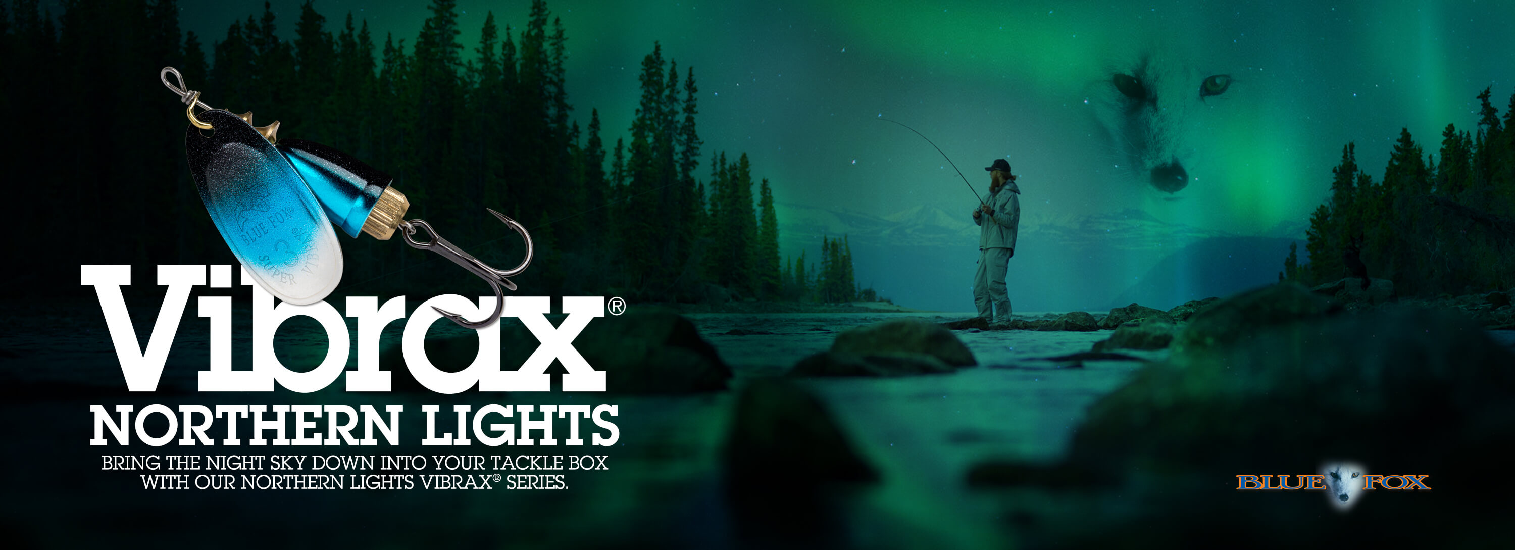 Northern Lights Vibrax
