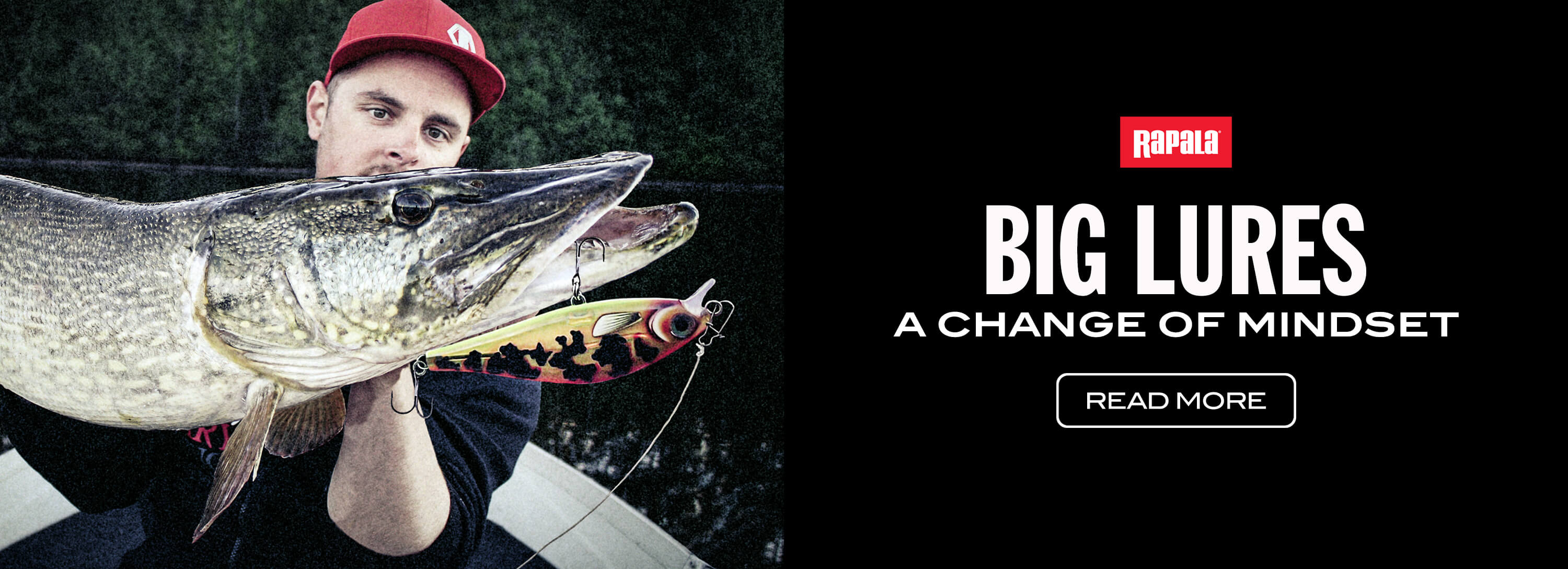 Big Lures - A Change Of Mindset
